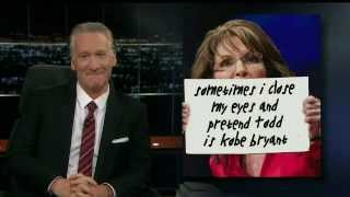 Bill Maher - Funny Confessions of Celebrities, Part-1