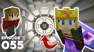 Hermitcraft 7 055 | SNEAKING INTO THE RESISTANCE HQ 🤫