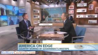 Chuck Todd to Dan Pfeiffer: Why should we trust the Administration on the Ebola outbreak?