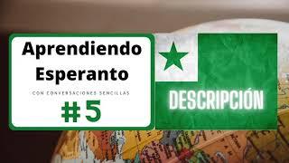Aprendiendo Esperanto con conversaciones sencillas # 5 │ Jorgemillanmx