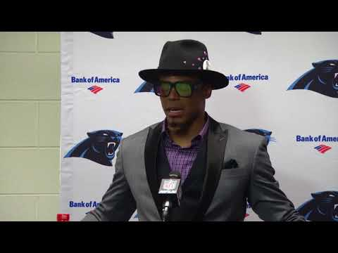 Cam Newton: A great team win for us