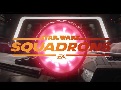Star Wars Squadrons Trailer officiel avec gameplay