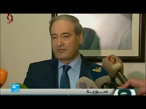 نائب وزير الخارجية السورية يحذر الأتراك بشأن عفرين  - نشر قبل 20 دقيقة