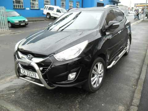 2012 HYUNDAI IX35 2.0 CRDI EXEC Auto For Sale On Auto Trader South Africa