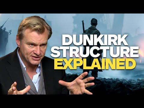 Christopher Nolan Explains Dunkirk's Unique Structure