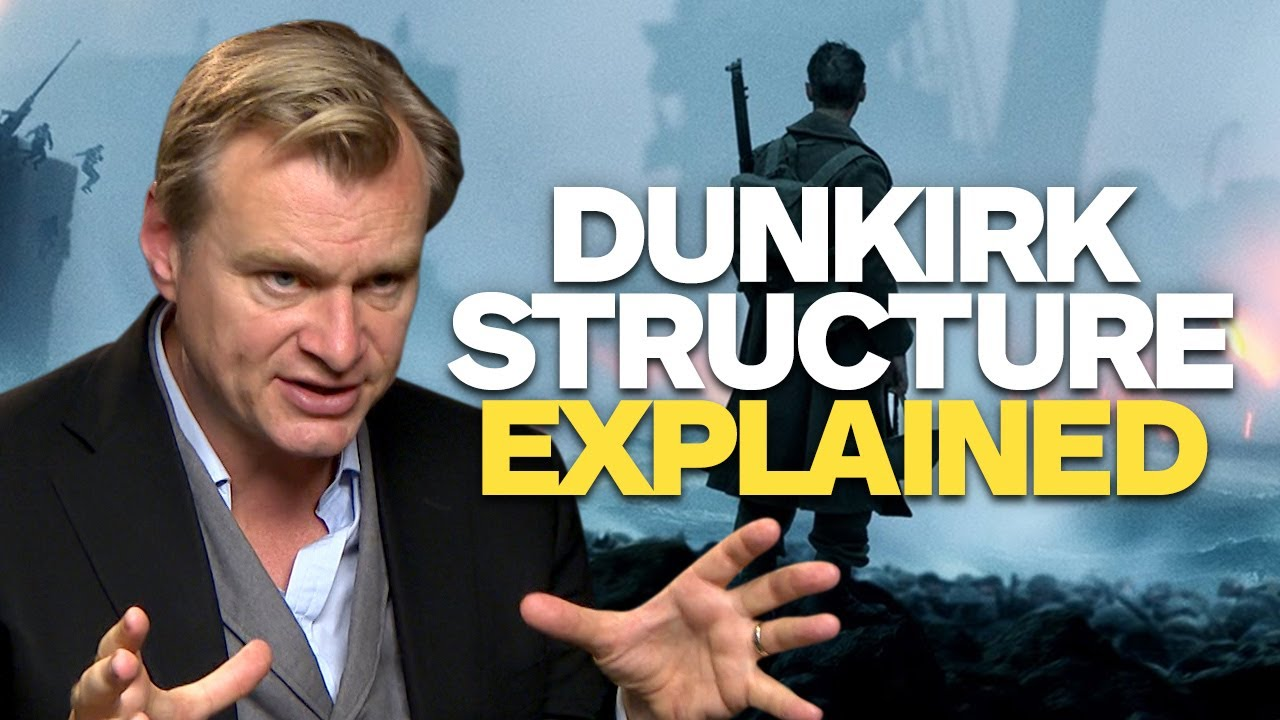 Christopher Nolan Explains Dunkirk's Unique Structure