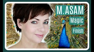 M. ASAM MAGIC FINISH MOUSSE MAKE UP - HOT OR NOT Deutsch - Foundation I KatisWELTTV