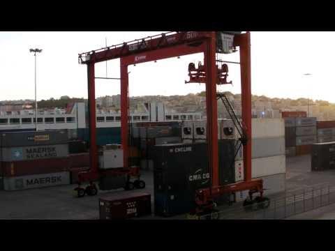 lisbon container port