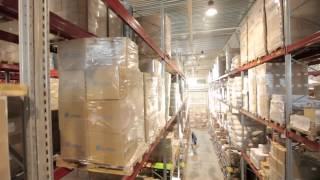 видео Склады ответственного хранения в Казани, услуги ответственного хранения товаров, грузов и оборудования