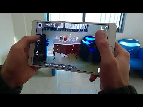 Tutorial: SimLab Free AR/VR Mobile Viewer (AR augmented Reality)