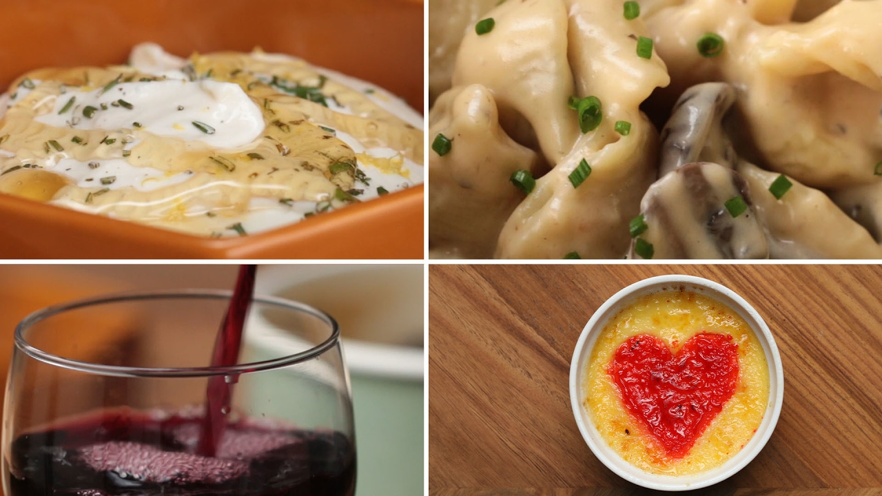 3 course decadent dinner for one youtube youtube premium forumfinder Image collections