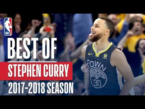 Stephen Curry's Best Plays of the 2017-2018 NBA Season!