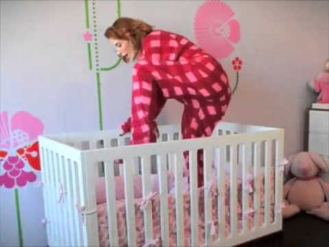 Egg Baby Clothing Crib Commercial