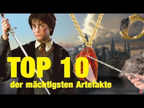 top 10 der m chtigsten artefakte aus harry potter youtube. Black Bedroom Furniture Sets. Home Design Ideas