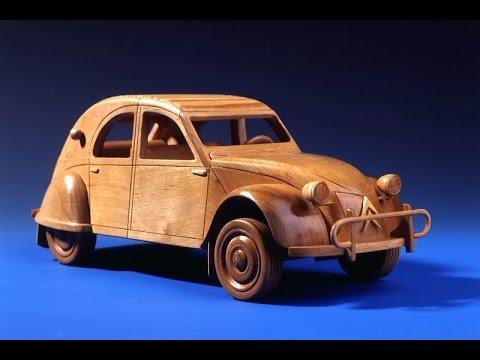 Автомобили из дерева своими руками в натуральную величину