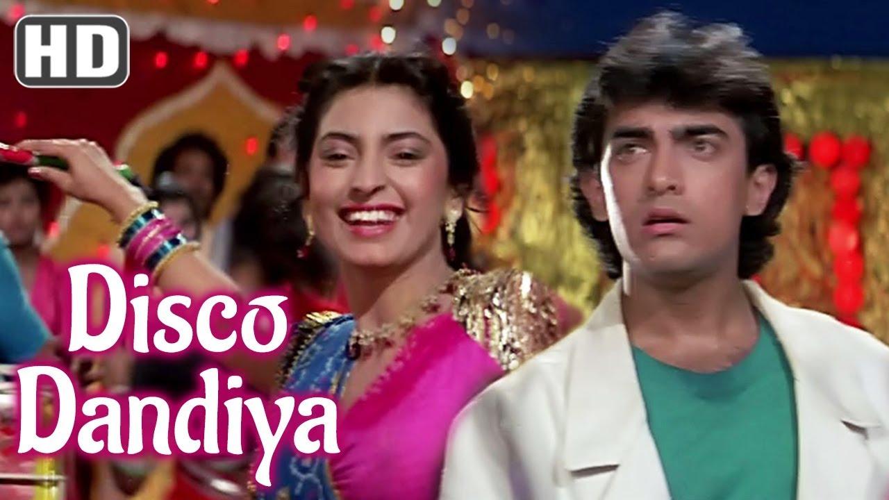 Download Disco Dandia - Aamir Khan - Juhi Chawla - Love Love Love