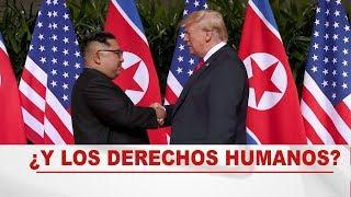 CNN Prime: ¿Y los derechos humanos?