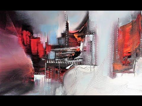 Einfach Malen - Easy Painting-Angel City / V102