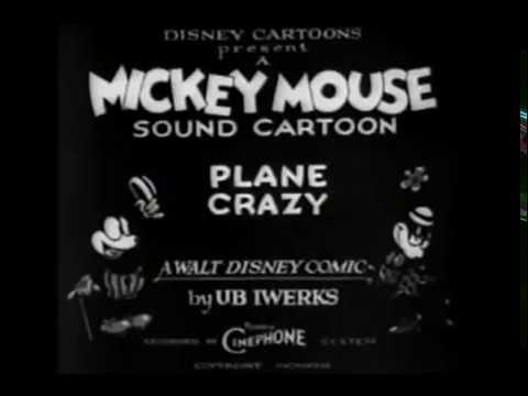 Phim Hoạt Hình Chuột Mickey Tập 1 – Máy Bay Điên
