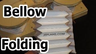 Bellow Folding