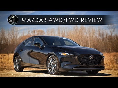 2019 Mazda3 Review | Why So Serious?
