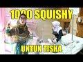 DEMI #TheRicis, AKU KASIH SEMUA SQUISHY KU!!! gws dede Tisha..
