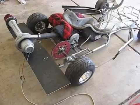 The Kendall Motor Compressed Air Turbine New Motor