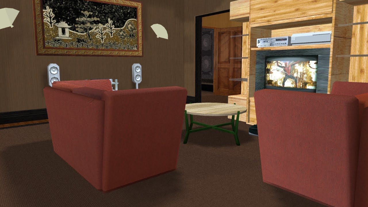 Interiors Retextured Hd Gta Sa