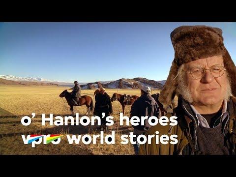 Exploring modern Mongolia - O'Hanlon's Heroes