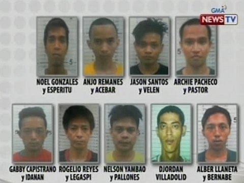 SONA: 11 preso sa Mandaluyong police detention facility, tumakas