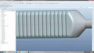 Pro/Engineer Modeling Tutorial Episode 1