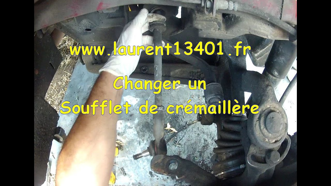 Changer Votre Soufflet De Cr 233 Maill 232 Re Youtube