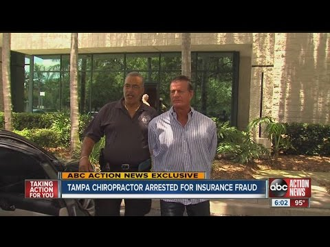 Tampa doctor arrested on fraud charges
