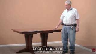 Barn Furniture - Greene And Greene Dining Table