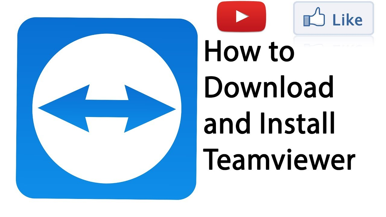 How to Download and Install Teamviewer 14 On Windows - YouTube