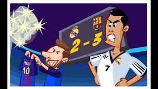 Ronaldo and Messi - Forever Apart ...?