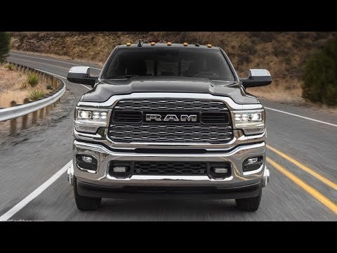 2019 Ram 2500 Heavy Duty Exterior Interior And Drive - Luxury Pickup