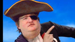 Gabe Newell Endorses Piracy