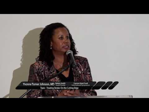 Treating Stroke: On the Cutting Edge - Yvonne Turner Johnson