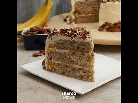 Hummingbird Cake | Dessert
