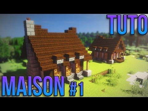 TUTO BELLE MAISON #1   Minecraft