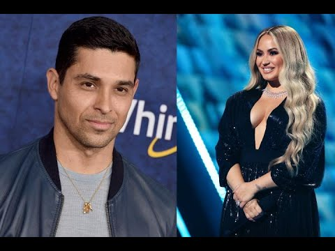 """Download Exes Demi Lovato and Wilmer Valderrama have reunited for Netflix's animated movie """"Charming"""", availa"""