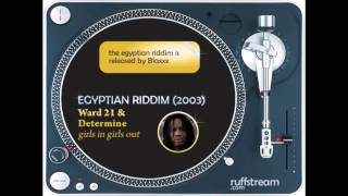 Egyptian riddim mix, PART 1 (2003): Elephant, Frisco, Degree, Sean Paul, Ward 21, Spragga, Marshall