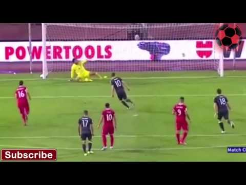 Aaron Ramsey Panenka & Highlights Serbia Vs Wales (Kelayakan Piala Dunia 2018)