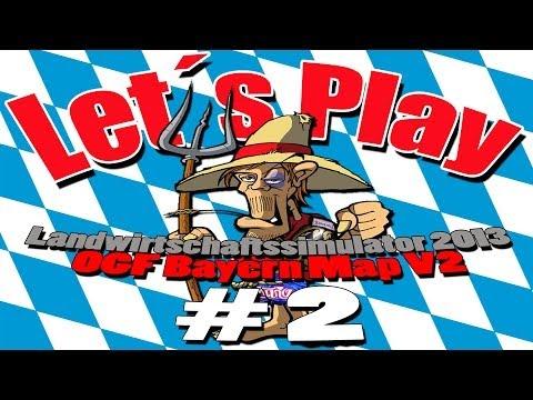 ★ Let's Play LS13 ★ - OGF Bayern Map V2 - #02 Verstärkung auf dem Hof (Teil 1)