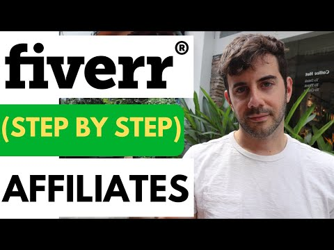 Fiverr Affiliate Program For Beginners: How To Make Money With Free Traffic thumbnail