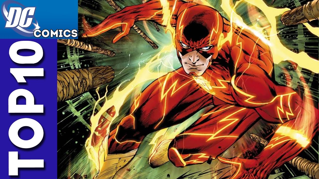 Download Top 10 Flash Fights From Justice League