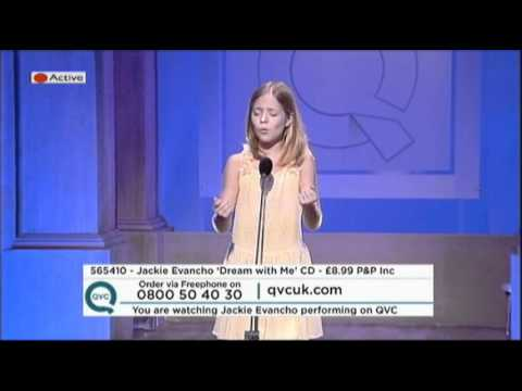 Jackie Evancho On QVC UK Part 3