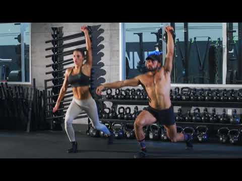 Single Kettlebell Flow with Primal Swoledier & Jena Mays | Onnit Academy | Kettlebell Workout