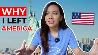 Why I Left America and Moved Back to Vietnam? | International Student in The US
